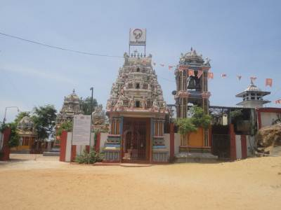 Koneshwaram Kovil (my first time)