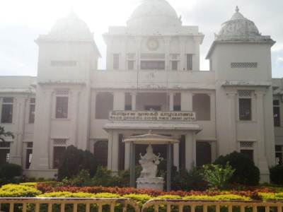 Jaffna Library, one of the biggest in Asia