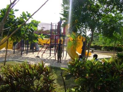 The Jaffna Childrens Play ground