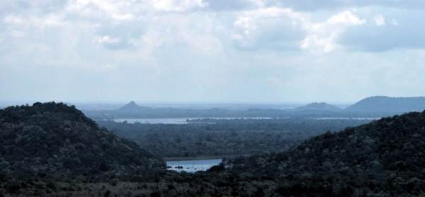 ekgal oya and ambalam oya lakes