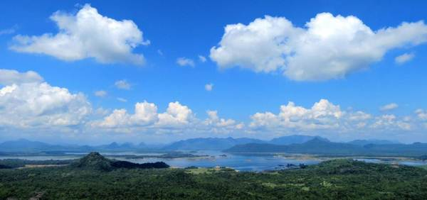 Senanayake Reservoir