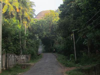 Through a Narrow Road towards Aluthgama