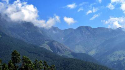 note galagama falls falling from horton plains