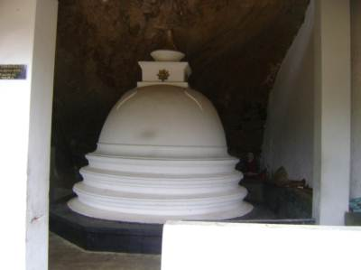 A small chaitya