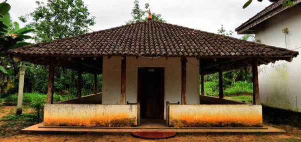 ancient image house at badulla gammana P V