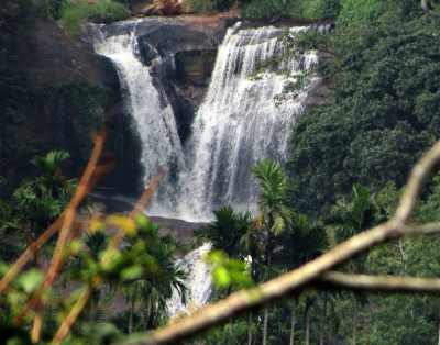 best view of ranmudu falls