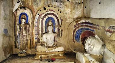 inside the image house of badulla gammana purana viharaya