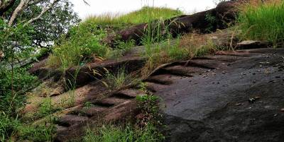 ancient steps at Pannathgoda