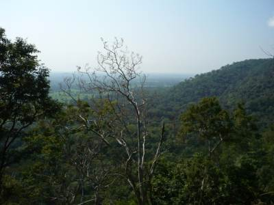 View from Kaltota – Balangoda road