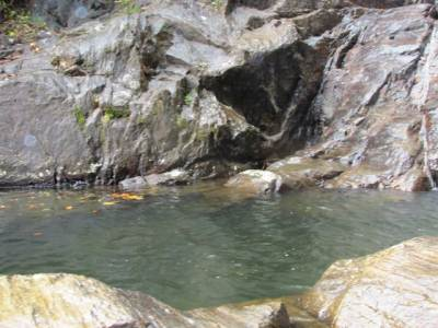 Base Pool of the upper part