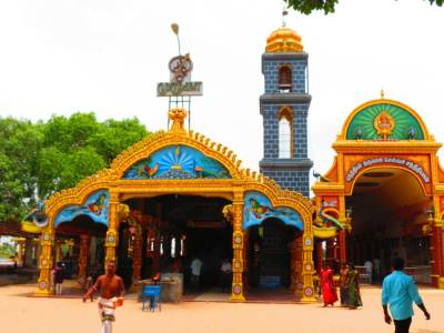 Selva Sanadhi Kovil –Katharagama Dewalaya of North