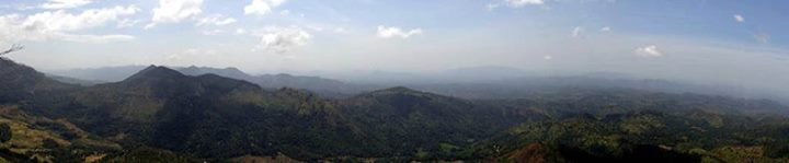 Pano of Badalkumbura and passara