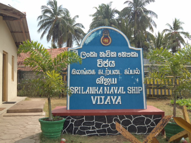 NAVY COMMAND IN KALPITIYA