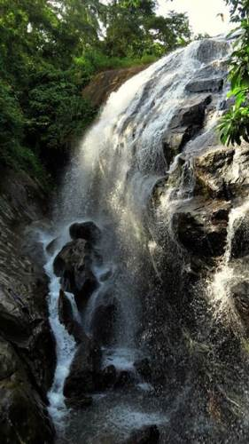 Rukmal fall