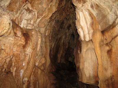 According to our guide this part of the cave extends few kilometers