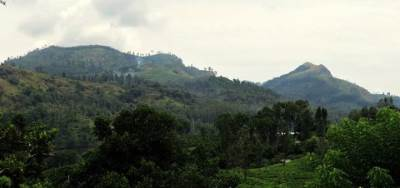 Narangala as seen from kandegedara