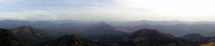 pano towards Uma oya and loggal oya valley