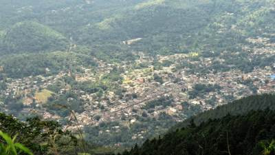 part of the huge town of matale