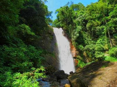 Kabaragala waterfall