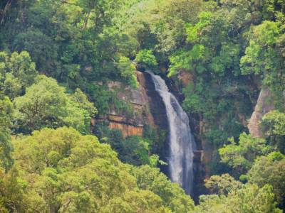 Another unnamed waterfall I have noticed on our way back