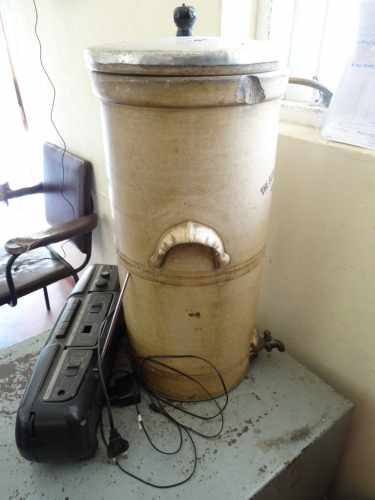 Ages old water filter