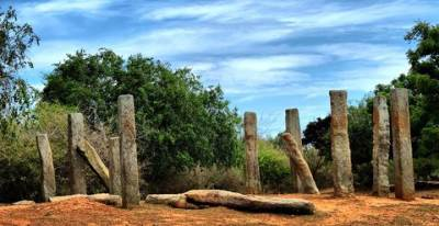 history hidden in bundala reserve