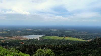 detagamuwa lake and kataragama