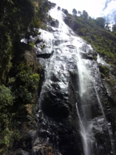 Waypoint: BL11 - Highest waterfall of Sri Lanka from its base