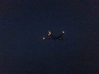 An airliner off from Katunayake