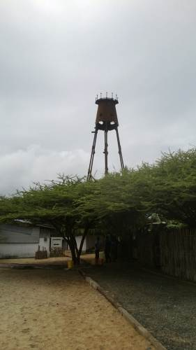 Old lighthouse at Urumalae