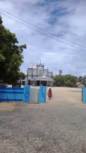 Church at Thlaimannar