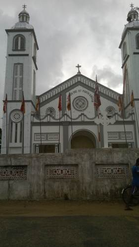 Majestic Mannar Church