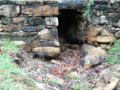 Ancient drainage system