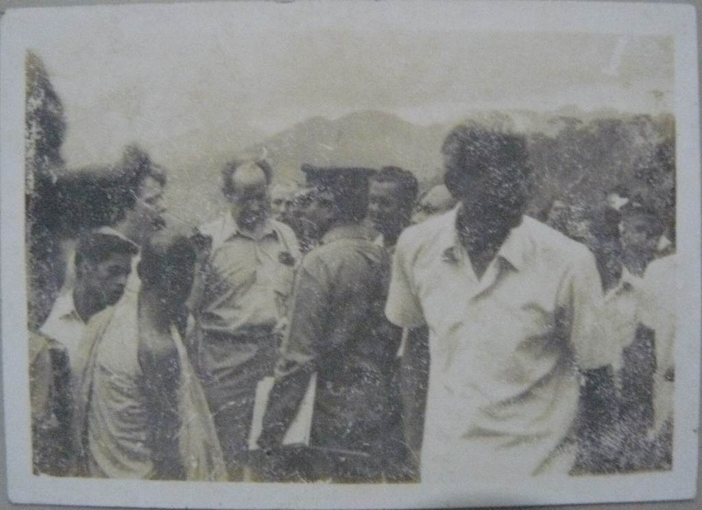 Officials from Colombo