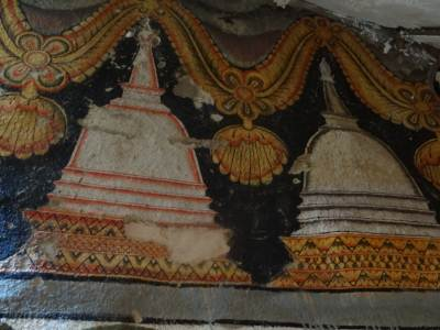 More paintings of Stupa