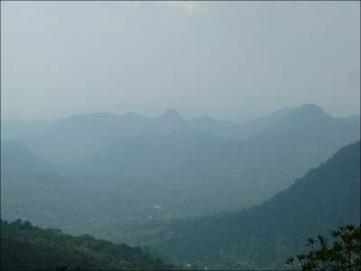 You will see many sceneries like this when you come to Warnagala resting point.