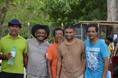Nimal ayya and his group