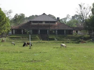 Kelani Valley Club, another historical building in the area
