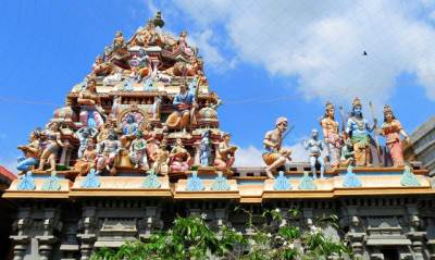 the initial kovil