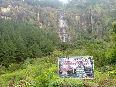Bambarakanda – Highest waterfall in Sri Lanka