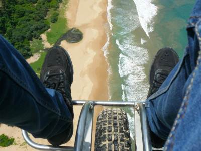 Those who fear heights or have a phobia of heights should not try this :-) (500ft)