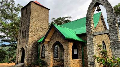 ancient Methodist church of bandarawela