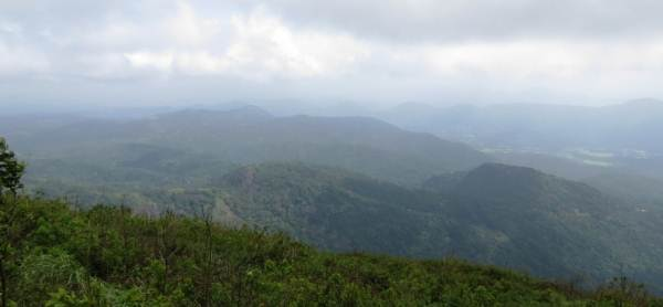 Isolated peaks of Kurunegala District
