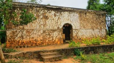 Keppetipola Fort-Front view