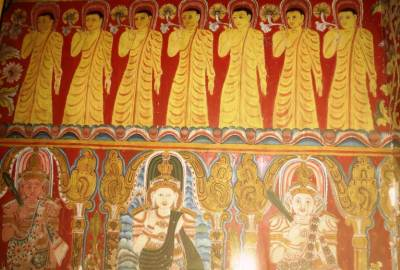 Paintings of Kandyan era