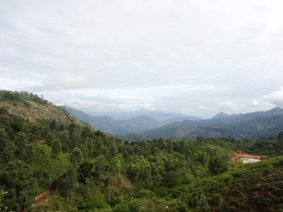 The view along Kahataruppa road