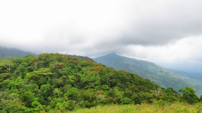 Kabaragala 2 is seen.  (1291m)