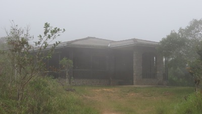 Misty bungalow