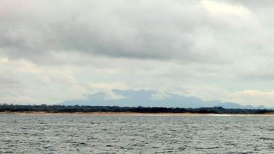 maragalakanda seen from the ocean