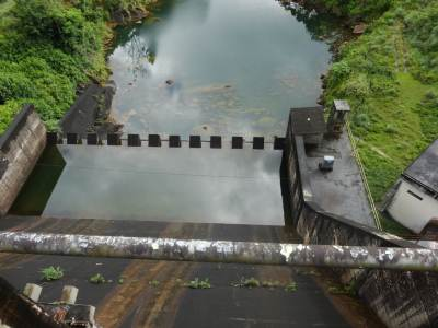 Sluice gates not open yet